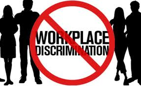 no discrimination in the workplace