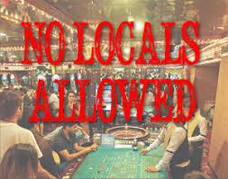 No locals