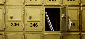UPS mail box
