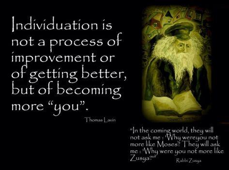 Rabbi on Jung