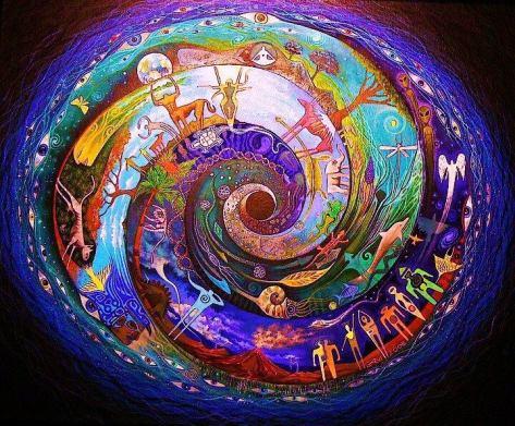 Soul Journey painting