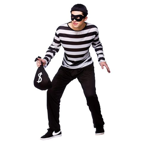 Burglar robber image