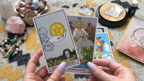 Tarot reading 2